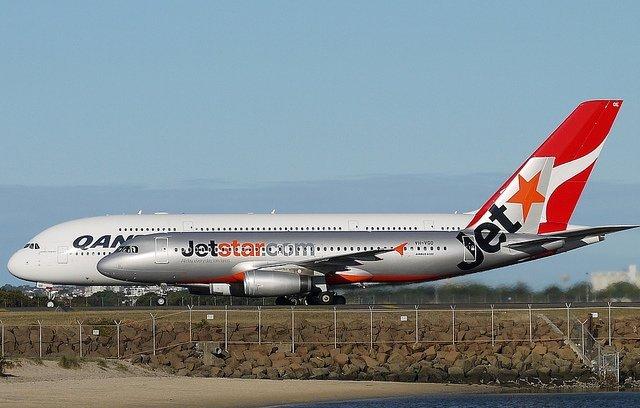 Jetstar The New Spirit Of Australia Traveltalk