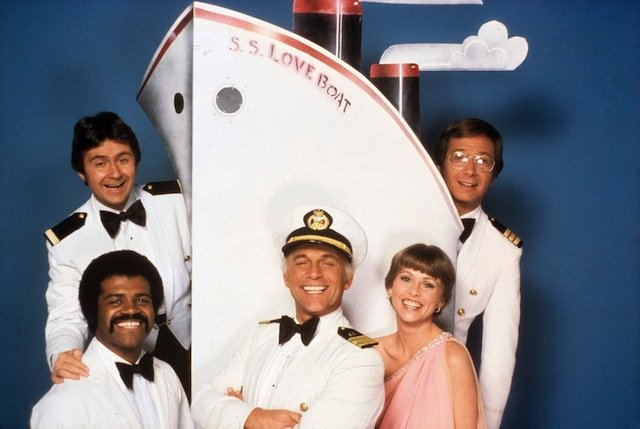 Host Of Celebrity Guest Stars To Participate In Love Boat Reunion - Love boat cruise ship