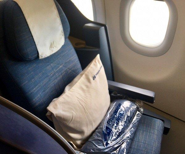 Business Class Review Philippine Airlines Sydney Manila Traveltalk