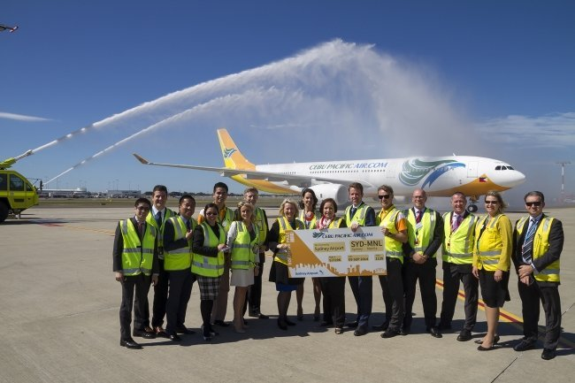Flight Review Of Cebu Pacific 5J7296 Sydney To Manila