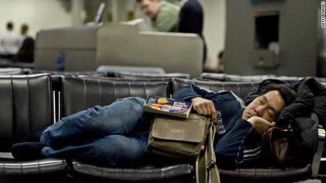 Sydney Among World S Worst Airports For Sleeping Traveltalk