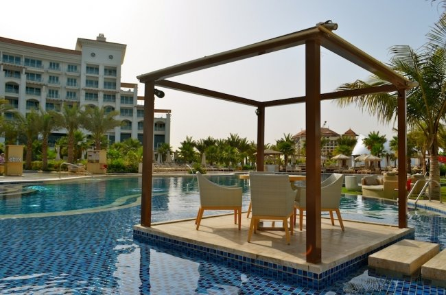 Hotel Review Waldorf Astoria Dubai Traveltalk
