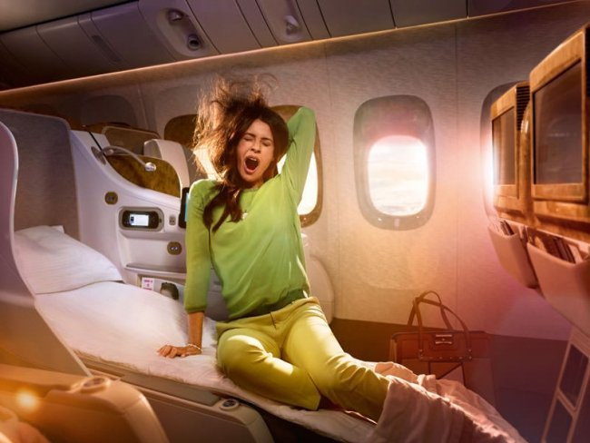 Flight Review Emirates Flight 407 Melbourne To Dubai