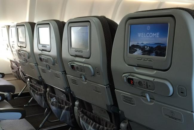 Fiji Airways Flight Fj911 Nadi To Sydney Economy