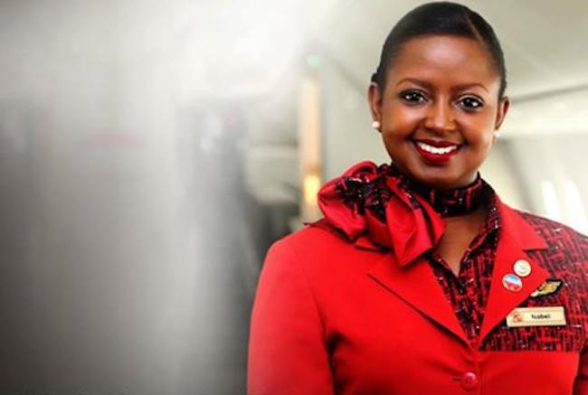 Flight Review Kenya Airways Johannesburg To Nairobi