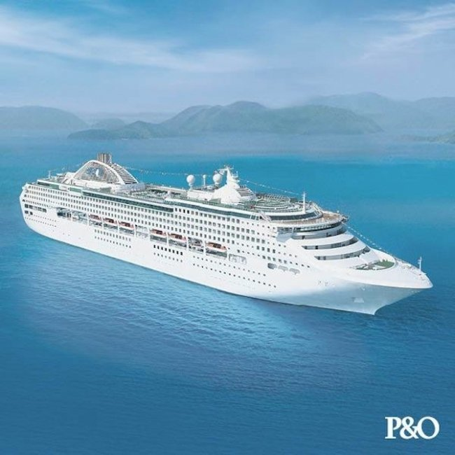 PO Cruises Reveals Vessels New Name Traveltalk - P and o cruises ships
