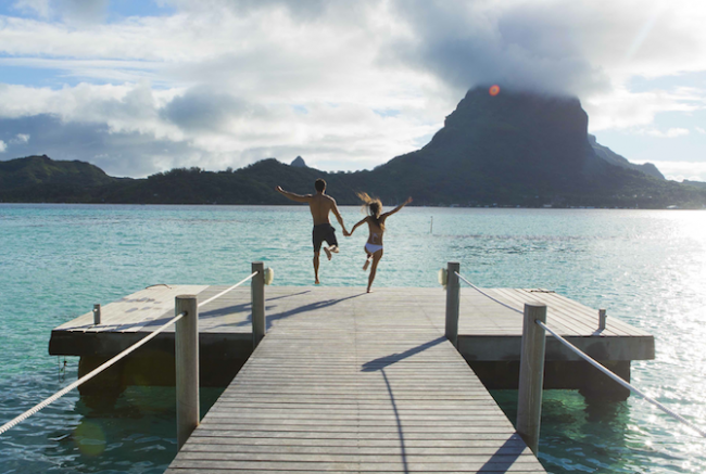 Six Tips To Making A Tahiti Honeymoon A Reality Traveltalk