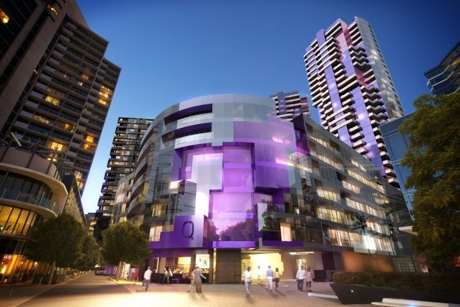 Nice Set To Open Its Doors On 4 October 2013, The New Sebel Docklands Premier  Apartments Will Feature 96 Rooms Comprised Of Self Contained Studios And  One And ...