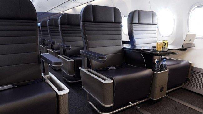 United Premium Economy Begins Rollout In Days Traveltalk